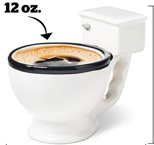 Funny Toilet coffee Mug