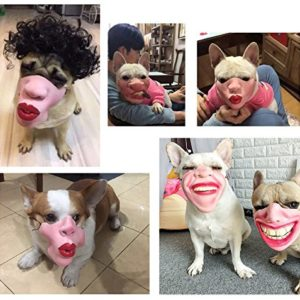 Cute Dog Mask